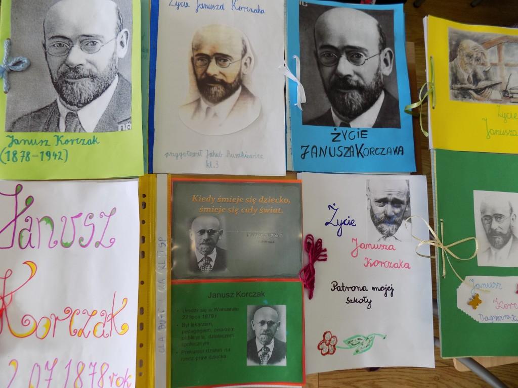 Konkurs Na Najciekawszy Album O Januszu Korczaku Szkoła
