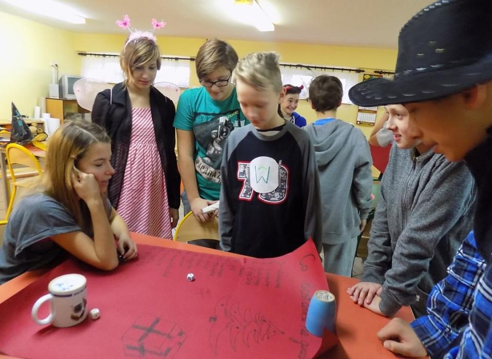 Zabawy andrzejkowe szkoła podstawowa
