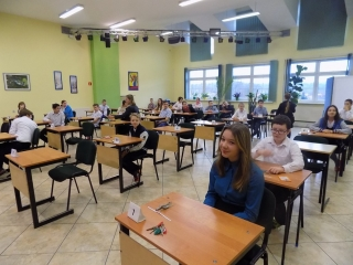 Próba sprawdzianu klas VI