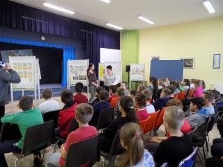 Mobilna ścieżka edukacji ekologicznej ENERIS